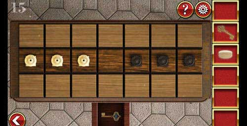《密室逃脱16:神殿遗迹》第15关攻略
