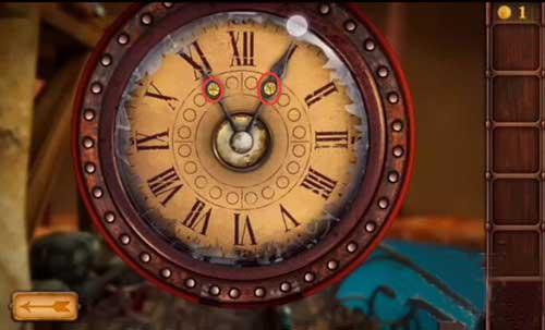 《密室逃脱18:移动迷城》第2关攻略