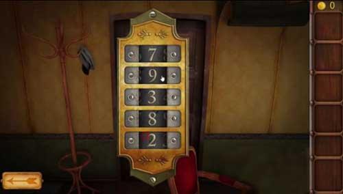 《密室逃脱18:移动迷城》第4关攻略