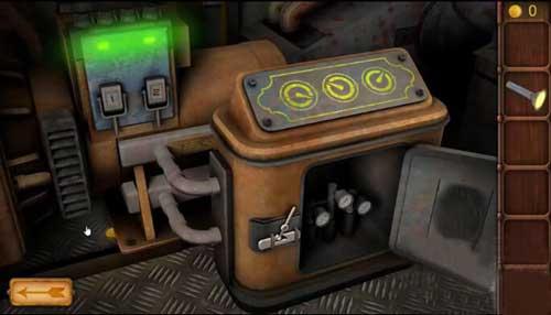 《密室逃脱18:移动迷城》第5关攻略