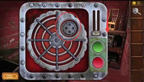 《密室逃脱18:移动迷城》第8关攻略