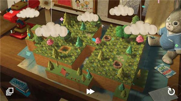 《纸片森林》玩法指导