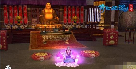 《倩女幽魂手游》出家系统玩法说明介绍