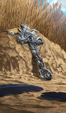 《命运冠位指定》十字架型的银钥匙礼装图鉴
