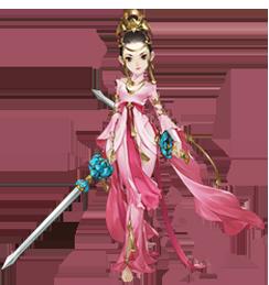 《剑网3:指尖江湖》七秀弟子图鉴