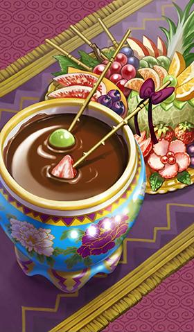《命运冠位指定》高贵的壶巧克力礼装图鉴