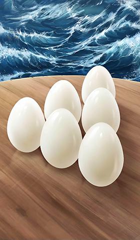 《命运冠位指定》竖起来的鸡蛋礼装图鉴