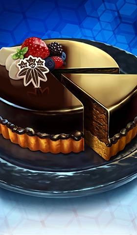 《命运冠位指定》极上生巧克力派礼装图鉴