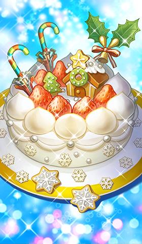《命运冠位指定》圣夜的白巧克力蛋糕礼装图鉴