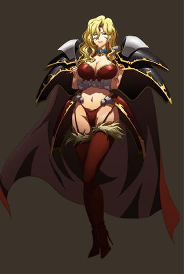 《梦幻模拟战》英雄图鉴-伊梅尔达