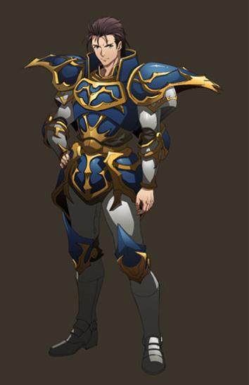 《梦幻模拟战》英雄图鉴-兰斯