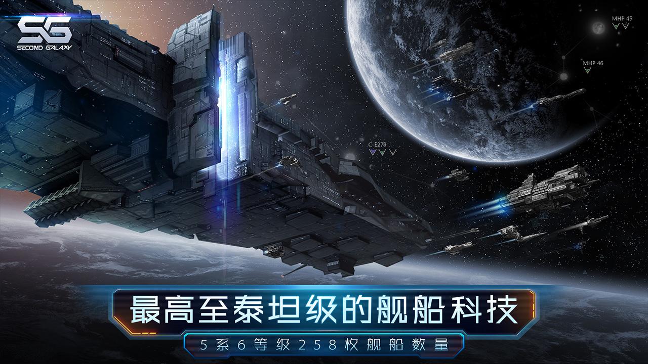 《第二银河》五大势力介绍