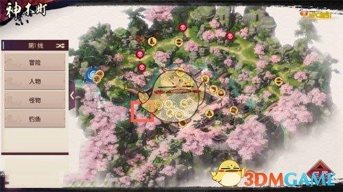 《侍魂胧月传说》中园丁的小院在哪里?