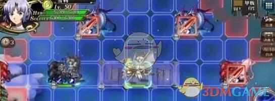 《梦幻模拟战》手游激斗冬泳怎么打