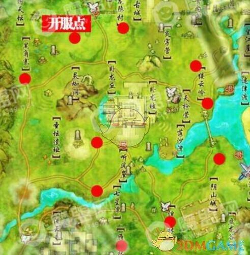 《剑网3:指尖江湖》2019白龙口宠物地点汇总
