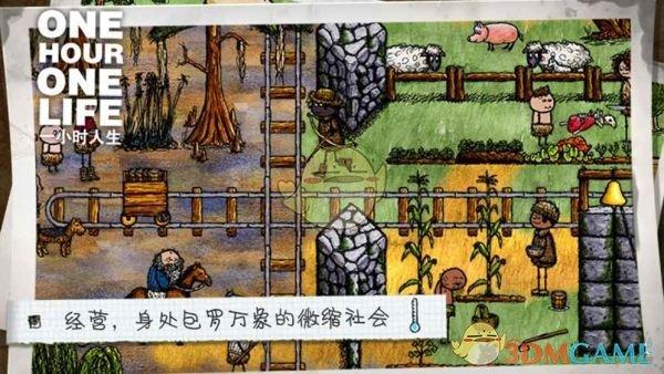 《一小时人生》土房的建造流程介绍