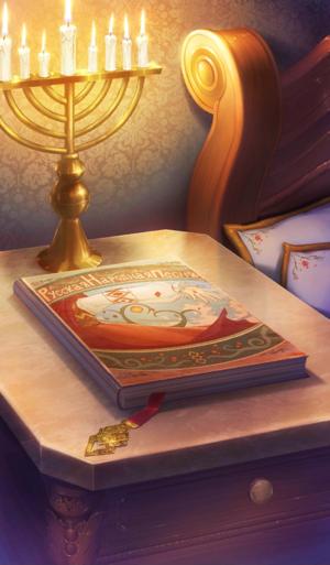 《命运冠位指定》在我可爱的孩子身边读书礼装图鉴
