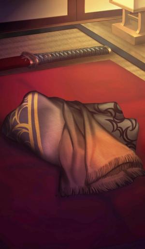 《命运冠位指定》棉质围巾礼装图鉴