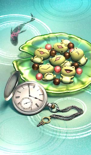 《命运冠位指定》怀表&青蛙巧克力礼装图鉴