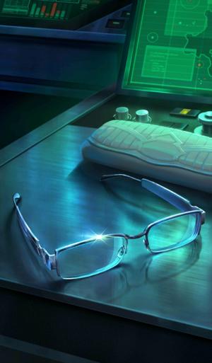 《命运冠位指定》眼镜礼装图鉴