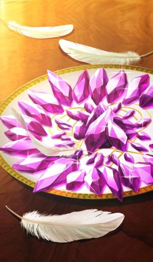 《命运冠位指定》紫水晶的砂糖点心礼装图鉴