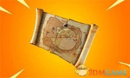 《堡垒之夜》藏宝图上线时间介绍