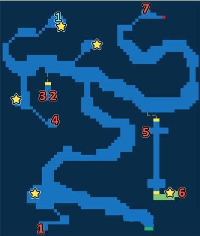 《最终幻想:勇气启示录》斩风高地西探索宝箱在哪