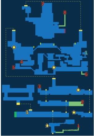 《最终幻想:勇气启示录》莫布里兹飞空艇工厂探索宝箱在哪