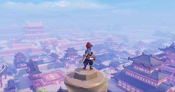 《梦幻西游3D》长安取经归来逸闻以物易物攻略