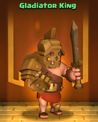 《部落冲突》春季版本更新 月度挑战及蛮王皮肤推出