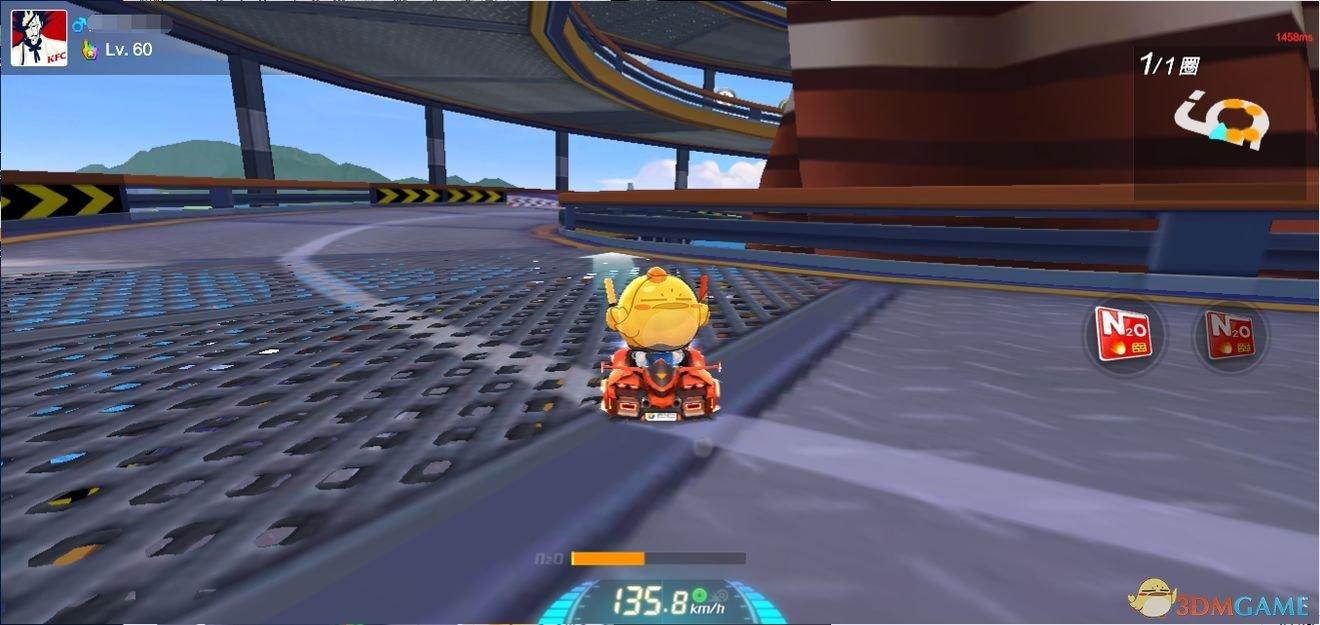 《跑跑卡丁车手游》安全帽的用途