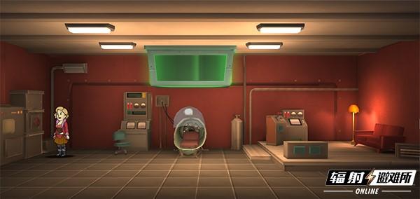 《辐射:避难所Online》支援房间介绍 工欲善其事必先利其器