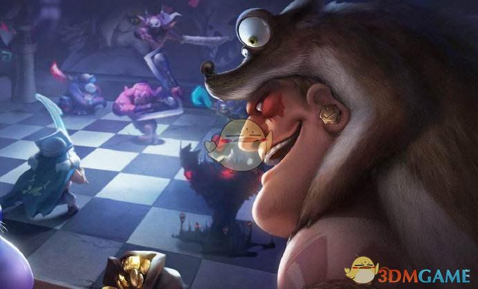 《自走棋手游》强势流派奶德玩法攻略