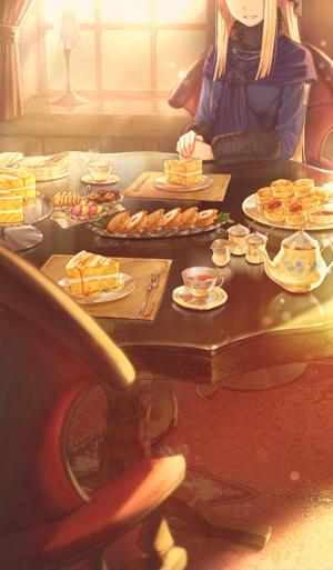 《命运冠位指定》埃尔梅罗下午茶时光礼装图鉴