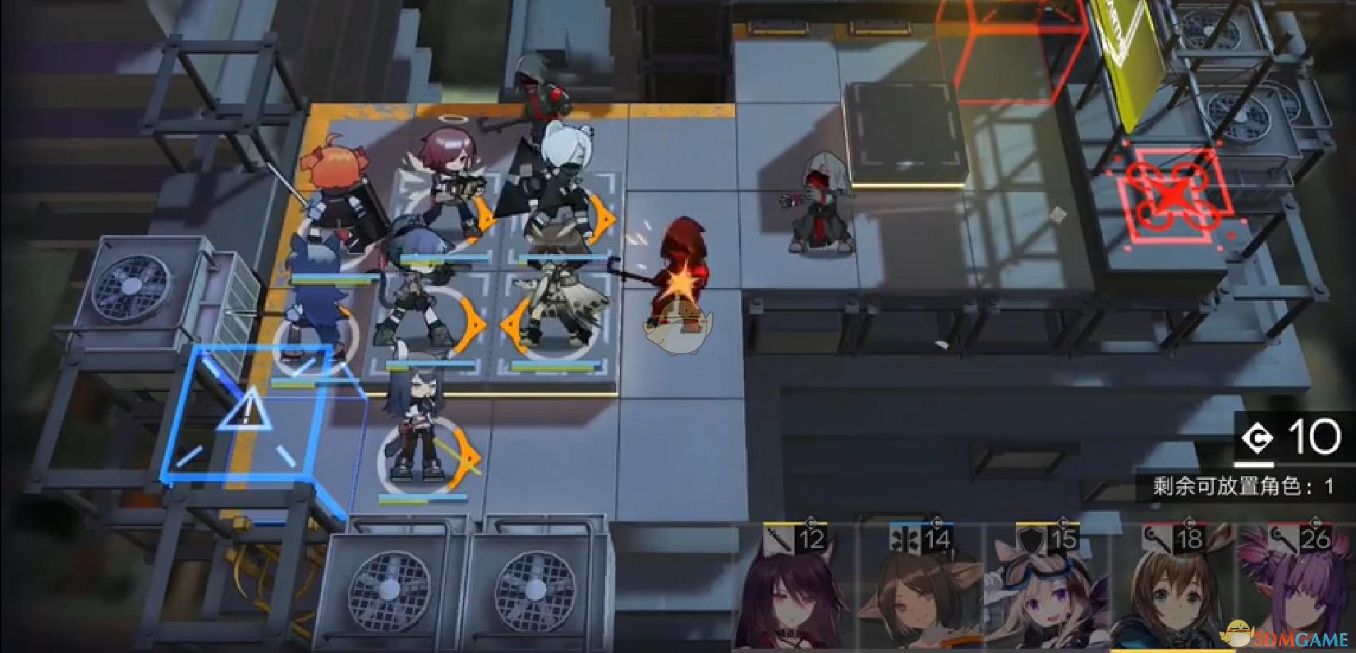 《明日方舟》S2-9关卡攻略