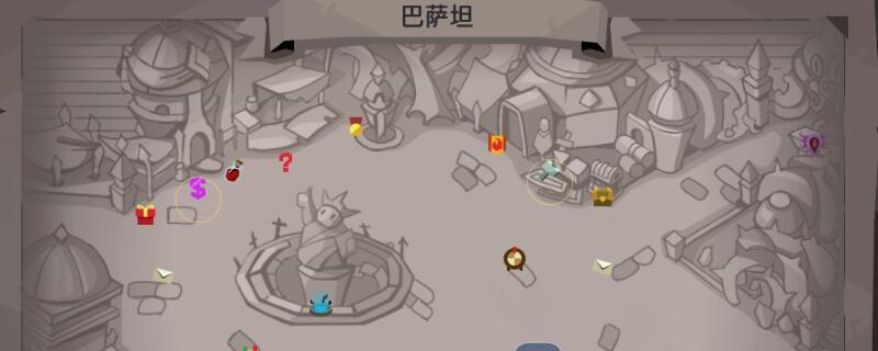 贪婪洞窟2藏宝图攻略