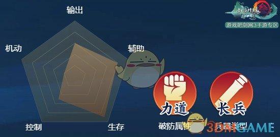 《剑网3:指尖江湖》朱建秋图鉴