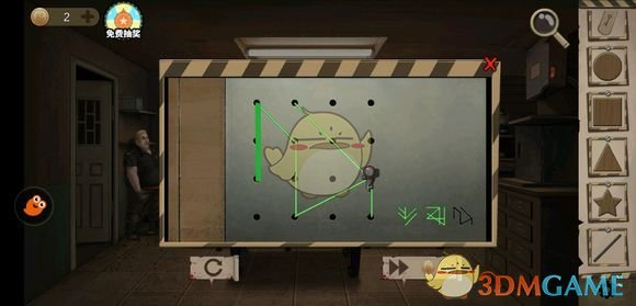 《密室逃脱绝境系列7印加古城》第二关怎么过