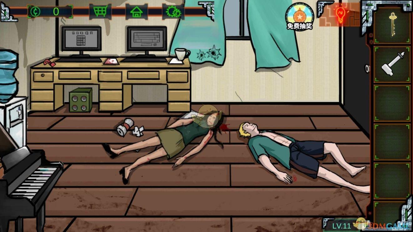 《密室逃脱绝境系列7印加古城》第5章第11关攻略