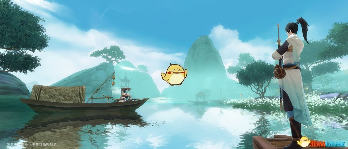 《新笑傲江湖》湘江渔女奇遇图文攻略