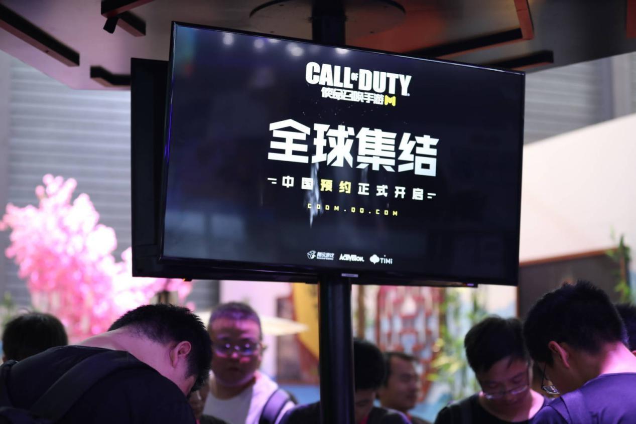 《使命召唤手游》CJ首次公开试玩火爆,FPS头部IP的移动端新征程