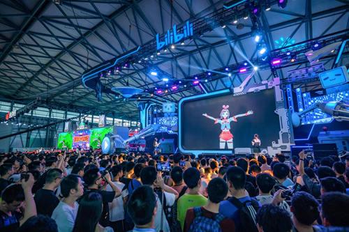 2019ChinaJoy B站又燃了 让我们挤进去看看