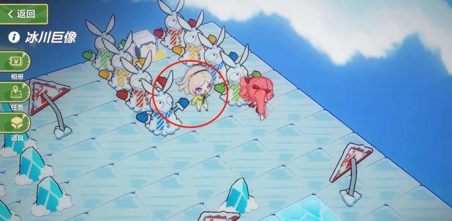 《崩坏3》奇异漂流冰川巨像图文通关攻略