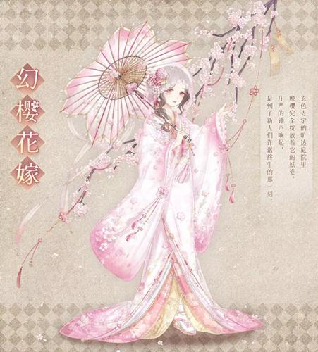 《暖暖环游世界》幻樱花嫁套装获取方法介绍