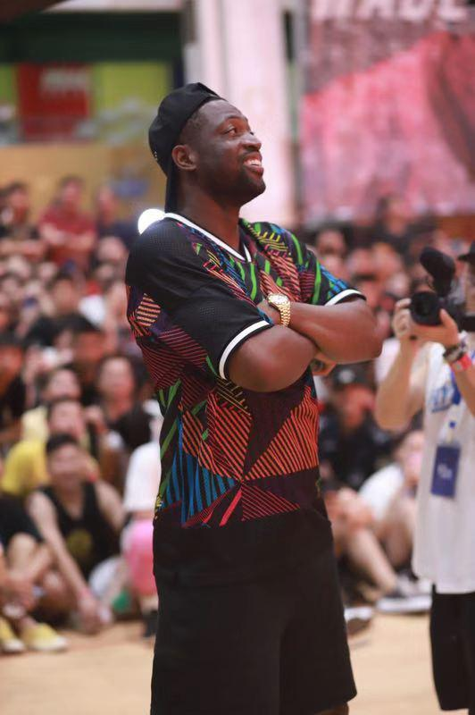 《王者NBA》韦德篮球嘉年华,休赛期逆袭创新高