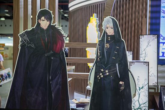 《恋与制作人》COMICUP2019 SP现场回顾 古风展台人气爆棚