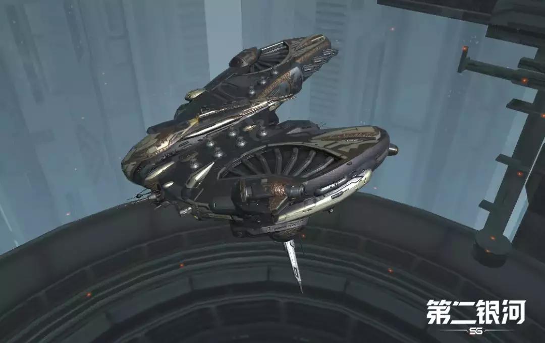 《第二银河》战舰情报室丨舰船装配推荐—虚空级