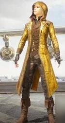 黄金风衣怎么获得_获得黄金风衣的照片