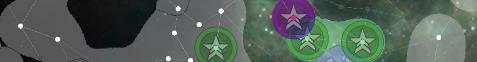 《第二银河》星域星图