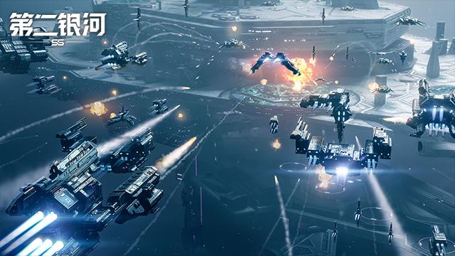 宇宙最强之战!《第二银河》千人星系会战一触即发!